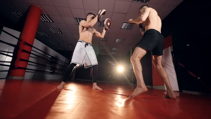 MMA Kickboxing Training