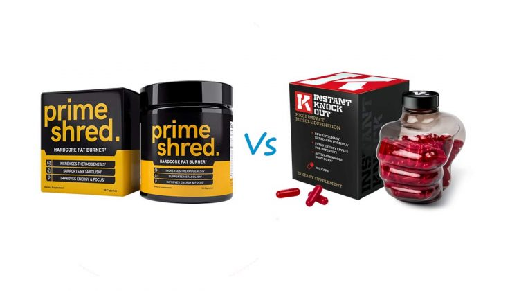 PrimeShred vs Instant Knockout Anouphabmmtl